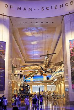 Museum of Science and Industry -Chicago, IL