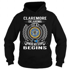 Claremore, Oklahoma Its Where My Story Begins #city #tshirts #Claremore #gift #ideas #Popular #Everything #Videos #Shop #Animals #pets #Architecture #Art #Cars #motorcycles #Celebrities #DIY #crafts #Design #Education #Entertainment #Food #drink #Gardening #Geek #Hair #beauty #Health #fitness #History #Holidays #events #Home decor #Humor #Illustrations #posters #Kids #parenting #Men #Outdoors #Photography #Products #Quotes #Science #nature #Sports #Tattoos #Technology #Travel #Weddings…