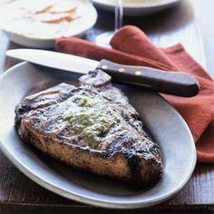 Grilled Steak | MyRecipes.com