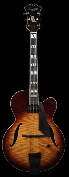 PEERLESS Cremona Electric Guitar 3-Tone Sunburst | The Music Zoo