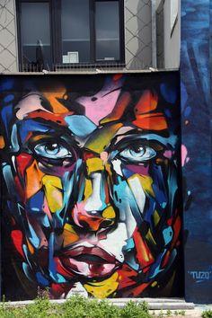 Wall paints, Muurschilderingen, Peintures Murales,Trompe-l'oeil, Graffiti, Murals, Street art.: Antwerp/Merksem - Belgium