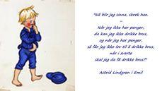 Astrid Lindgren Words, Astrid Lindgren, Horse