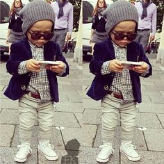 244ce21a0661 13 Kids Stylish Outfit Ideas To Try This Spring Kids Outfits, Hipster, Boys,