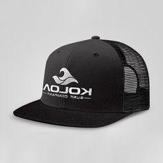 Koloa Surf Classic Mesh Back Trucker Hats in 12 Colors Cool Baseball Caps f80909a7fb76