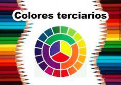 """Teoría del color Cap. 3 """"Colores terciarios o intermedios"""""""