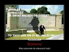 Seniorzy Poland, Life Quotes, Baseball Cards, Humor, Motto, Historia, Quotes About Life, Quote Life, Living Quotes