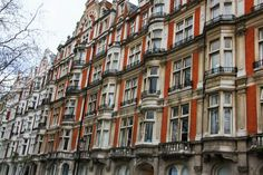 Apartments across from the British Museum - London, England http://bethanyleighphotography.com/