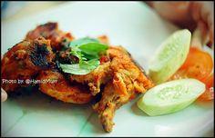 Kehidupan Cahaya Hidup: Ayam Bakar Rica (Spicy Chicken-Rica)