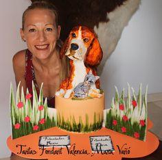 FACEBOOK( tartas fondant valencia Mara Vañó) te:680 951124 castellon de rugat -Valencia