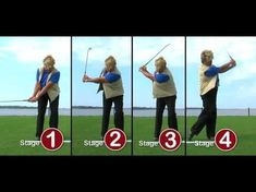5 Simple Steps to a Great Golf Swing - YouTube