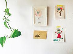 ilustraciones. rincones.home