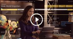 Sales collaboration with Microsoft Dynamics Gp, Wide World, Supply Chain, Business Management, Human Resources, Collaboration, Finance, Technology, Tech