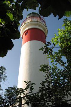 Bel Air Lighthouse, Sainte Suzanne, Reunion Island