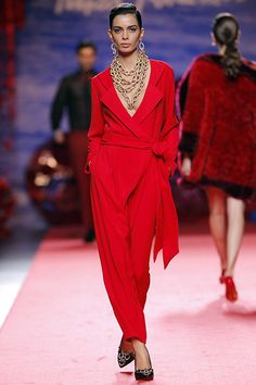 Francis Montesinos - Madrid Fashion Week O/I 2015-2016 #mbfwm
