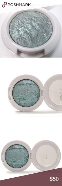 MAC SHIMMERMINT EYESHADOW ♡ BRAND NEW + NEVER BEEN USED. ♡ NO DEFECTS + DAMAGES. ♡ IN ORIGINAL BOX ♡ COLOR: SHIMMERMINT ♡ LIMITED EDITION ♡ FULL SIZE (0.07 oz) ♡ NO TRADES MAC Cosmetics Makeup Eyeshadow