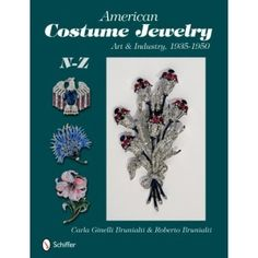American Costume Jewelry: Art and Industry, 1935-1950, N-Z: 2 43.00 amazon.com