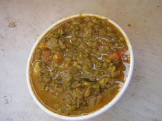 nandoo's kitchen: Cherupayar curry / green gram curry / side dish for puttu