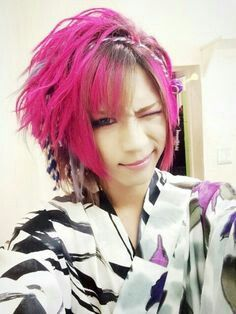 Jun #Jun_SpivStates  Jun is a Japanese visual kei rock musician and singer-songwriter. He is currently the guitarist of GOTCHAROCKA.