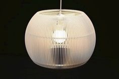 Visapaja, livingroom light