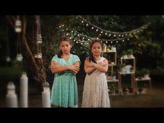 YouTube Girls Dresses, Flower Girl Dresses, Bridesmaid Dresses, Wedding Dresses, White Dress, Karaoke, Children, Youtube, Spanish