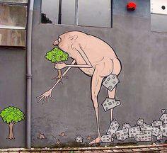 street art (Milan) - by NemO