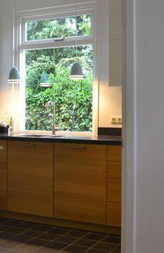 Binnenkijken Interieuradvies keukenontwerp Jaren dertig woning.