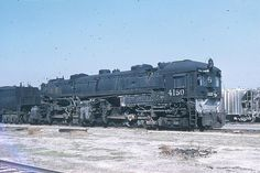 frony cab locomotive | Historic Southern Pacific Cab-Forward Locomotive on Track for Train ...