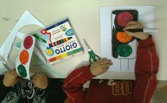 Traffic Education - Kindergarten - Easy Traffic Light Craft