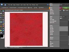 Digital Scrapbooking Designer Tutorial: Grunge Overlay