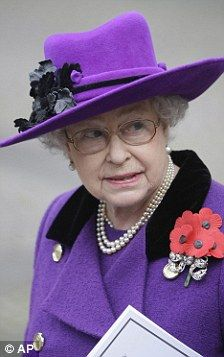 Bad news for Gordon Brown and the Queen as Forbes releases its list of the most powerful people in the world Britain's Queen Elizabeth II Hm The Queen, Royal Queen, Her Majesty The Queen, Save The Queen, Queen Hat, Queen Outfit, Commonwealth, Gordon Brown, Isabel Ii