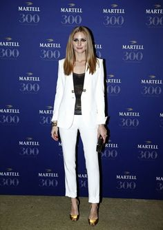 The Olivia Palermo Lookbook : Olivia Palermo At Martell Cognac 300th Anniversary In The Palace of Versailles