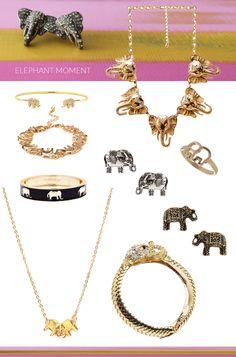 ELEPHANT MOMENT