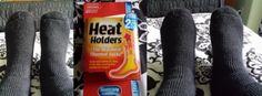 Heat Holders Ultimate Thermal Socks review, Heat holders reviews, Heat Holders sock review
