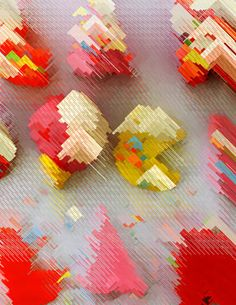 Geometrie by atelier olschinsky Type Illustration, Saul Bass, Generative Art, Textiles, Caravaggio, Graphic Prints, Graphic Design, Pixies, Dexter
