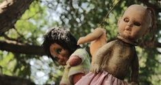 Tombstone Tourist Guide: Island Of The Dolls