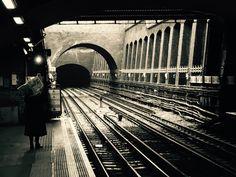 Railroad Tracks, London, London England, Train Tracks