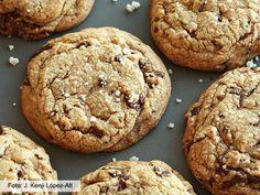 La chica de la casa de caramelo: Cómo hacer la cookie perfecta: la ciencia detrás de la repostería