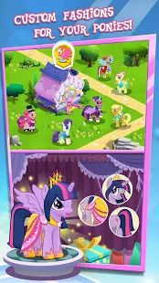 MY LITTLE PONY GAMELOFT GAME!!!!