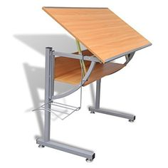 Drafting Table Drawing Desk Art Hobby Height Adjustable Tiltable Office Student - 8718475879909 For Sale, Buy from Office Furniture collection at MyDeal for best discounts. Wooden Drawing Board, Drawing Desk, Bureau D'art, Modern Home Office Desk, Office Table, Decoration Gris, Student Office, Art Desk, Adjustable Desk