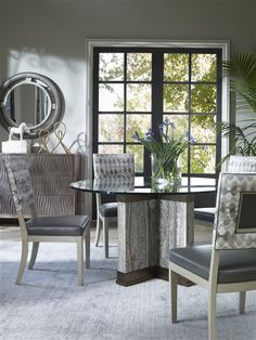 Vanguard Furniture: Room Scene VG_P721B_V12 CH_K110D