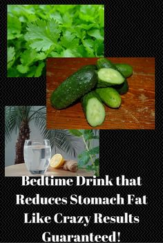 Bedtime Drink that Reduces Stomach Fat Like Crazy- Results in Guaranteed! - All Traditional Herbs