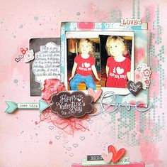 Using Stamps and Watercolors by Missy Whidden February Main Kit 2014