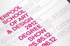 世界畢展海報大普查 | 歐美 1 | Onion Design
