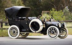 1912 Packard Model 30 Seven-Passenger Touring