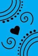 Eu que fiz e Daí: Imagens para adesivo - Coração