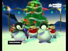 Here is Pigloo, Moi J'aime Skier 2006 Digital Story, French Songs, Brain Breaks, Teaching French, Xmas, Christmas Ornaments, Learn French, Art Plastique, Penguins