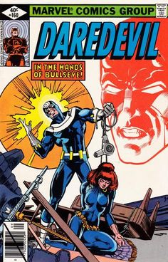 Daredevil Marvel Bronze Age Comics Frank Miller F Marvel Comic Books, Comic Book Characters, Comic Book Heroes, Comic Books Art, Comic Art, Marvel Characters, Bd Comics, Marvel Dc Comics, Marvel Fan