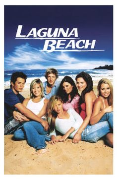 Laguna Beach (MTV) Television Poster
