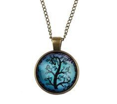 Náhrdelník strom azurový – dámské náhrdelníky Na tento produkt se vztahuje nejen zajímavá sleva, ale také poštovné zdarma! Využij této výhodné nabídky a ušetři na poštovném, stejně jako to udělalo již velké množství spokojených zákazníků …