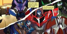 zenazie: Team prime - Bumblebee Issue 1 preveiw :D (( http://news.tfw2005.com/2015/07/17/preview-of-transformers-comic-issue-43-and-robots-in-disguise-animated-1-297303 )) OR (( http://tformers.com/transformers-idw-comics-preview-transformers-robots/27184/news.html ))